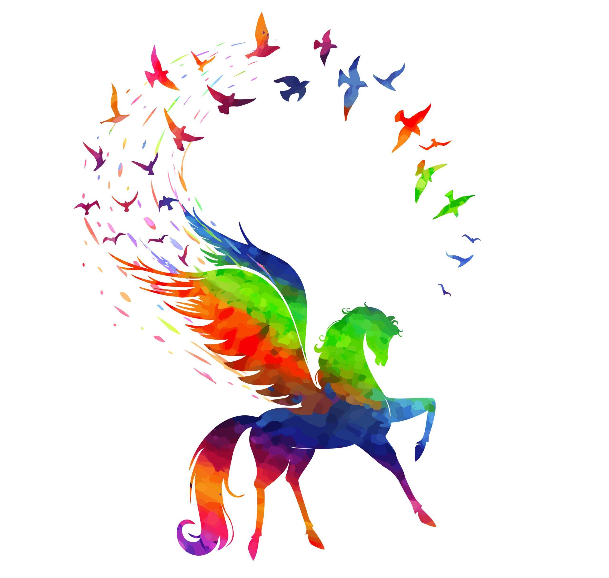 Logo for Pegasus Academie